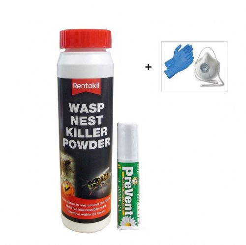 Wasp and Wasps Nest Destroyer Kit 2
